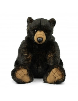Peluche WWF Grizzly  Nero