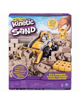 Kinetic Sand -Cantiere con...