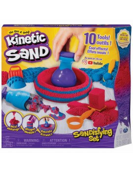 Kinetic Sand - Sandisfying Set