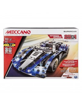 Meccano - Super car