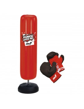 Punch bag gonfiabile