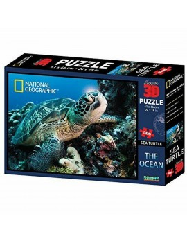 The ocean sea Turtle