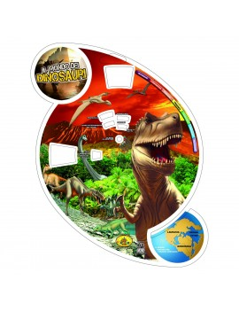 Disco Educativo:Dinosauri